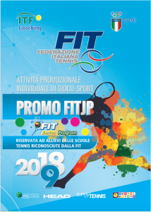 LOCANDINA FIT JUNIOR PROGRAM